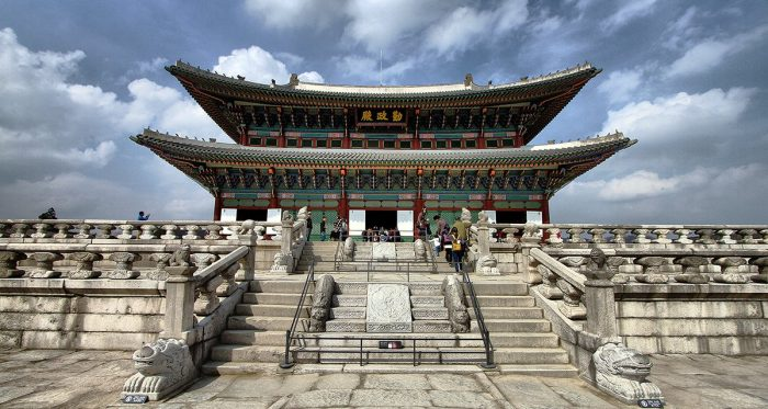 Дворец Кёнхигун