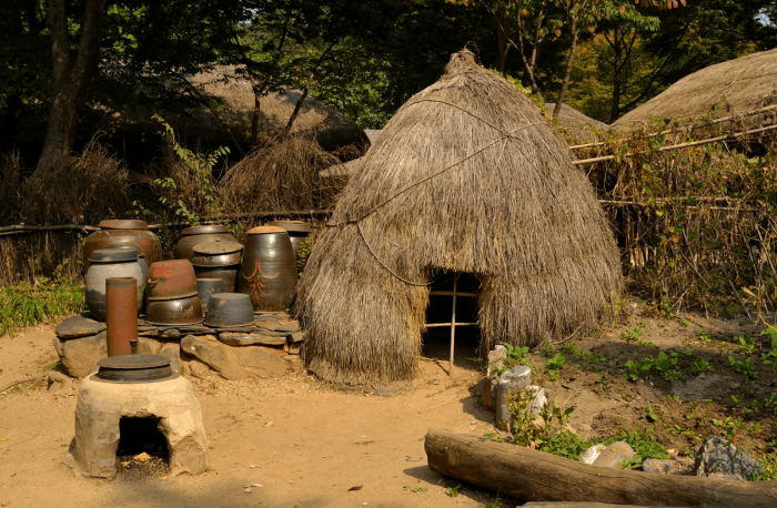 Фольклорная деревня в Йонъине