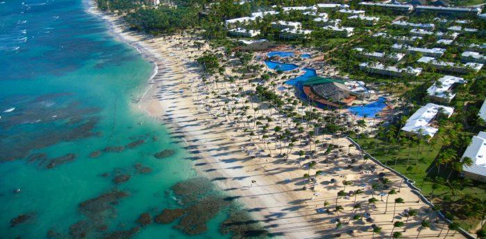 Пляж «Арена горда»