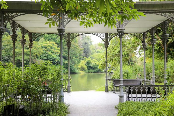 Сингапурский ботанический сад