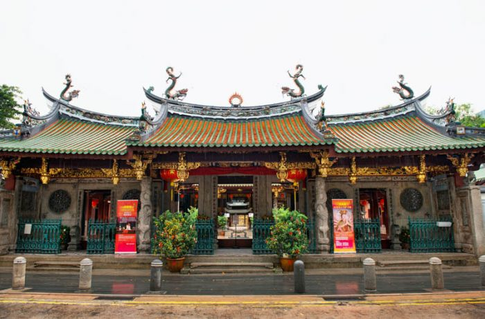 Храм Thian Hock Keng
