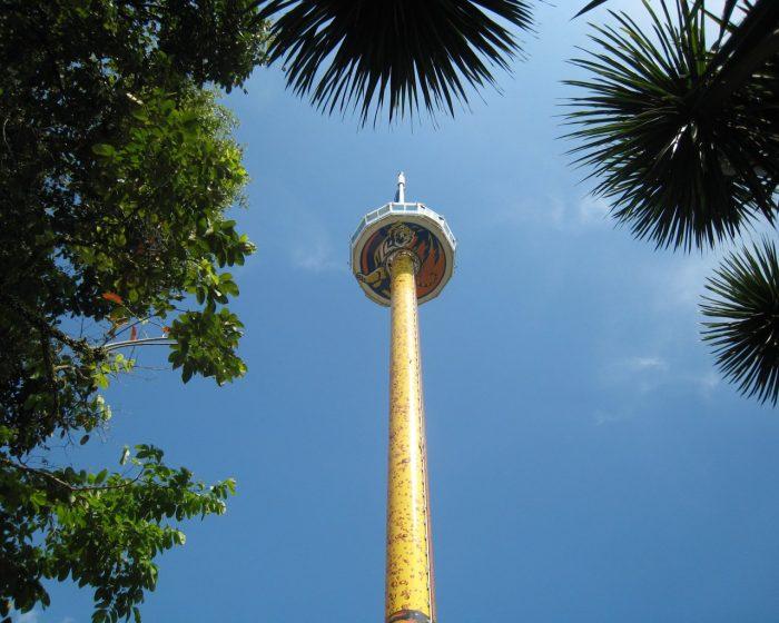 Башня Tiger Sky