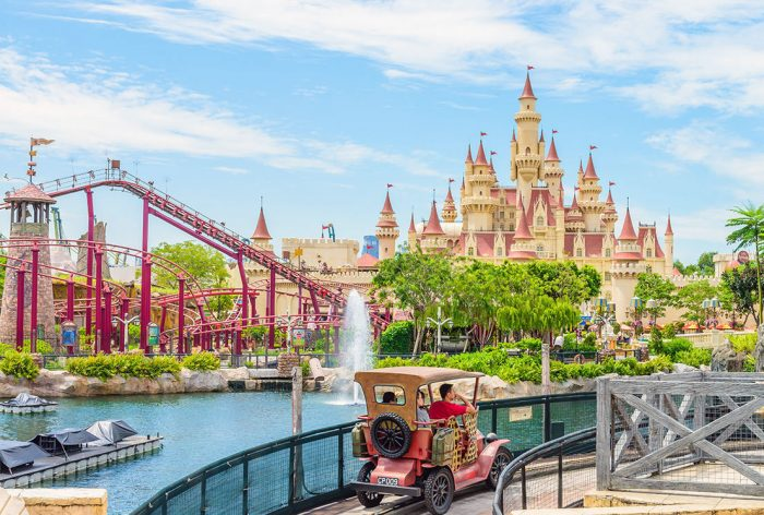 Тематический парк Universal Studios
