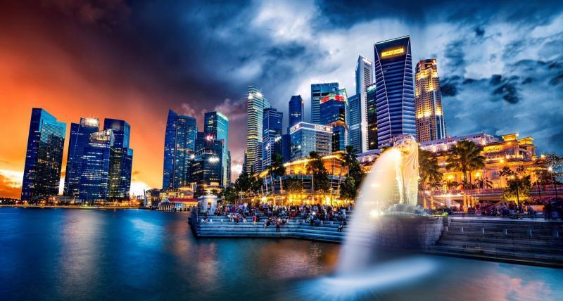 Достопримечательности Сингапура - описание фото карта