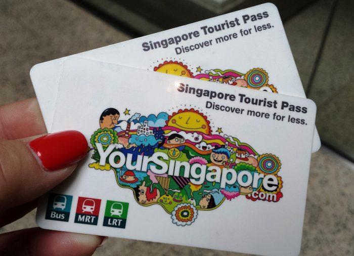 Карта Tourist Pass