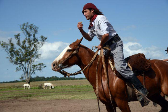 Аргентинский ковбой
