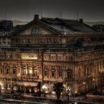 Здание театра Колон