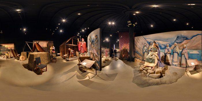 Экспозиция Музея Саги в Рейкьявике