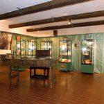 Музей парфюмерии в Андорре, вид изнутри