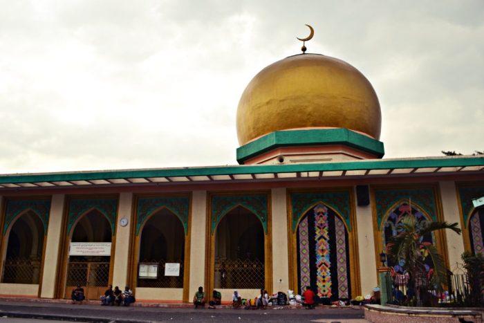 Мечеть Масхид Аль-Дахаб в Маниле