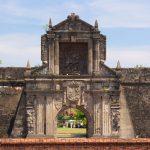 Форт Сантьяго со стороны входа