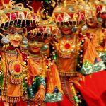 Карнавальное шествие на Новый год, Филиппины