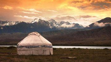 Кыргызстан: дорогами кочевников