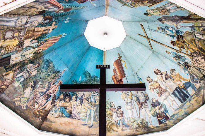 Крест Магеллана в г. Себу, Филиппины
