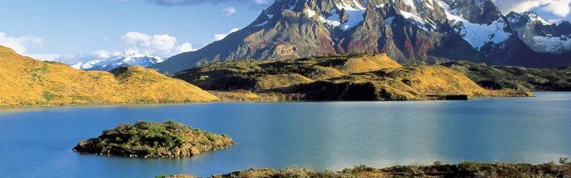Чили - край вулканов и озёр