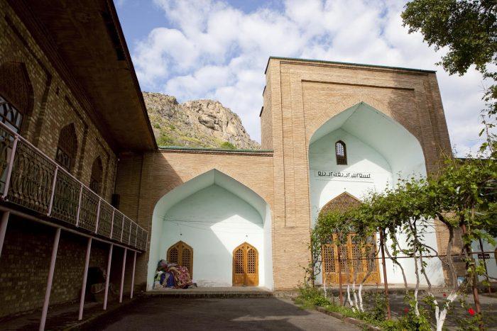 Мечеть Рават Абдуллахана в Оше