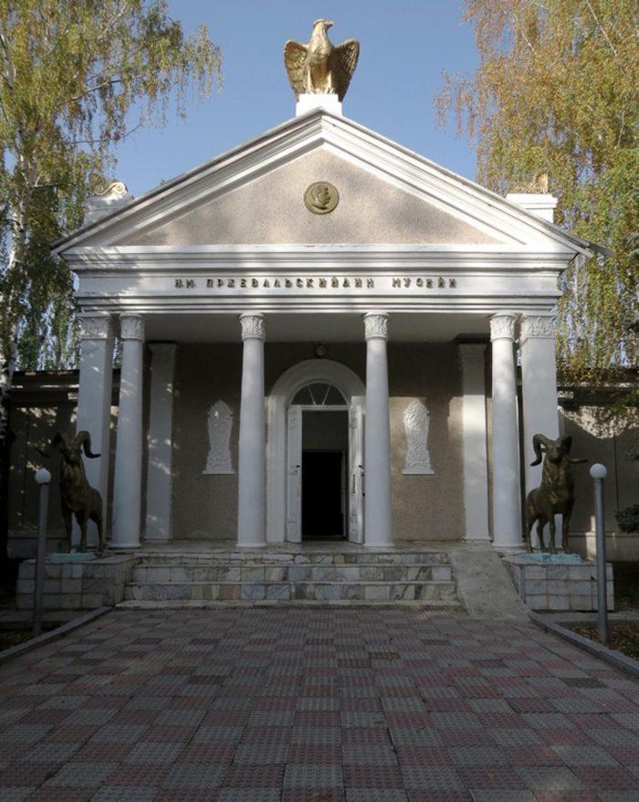 Музей Пржевальского в Караколе