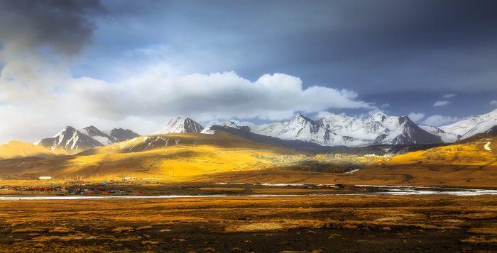 Плато Арабель в Кыргызстане