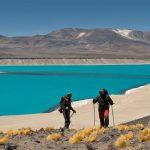 Альпинисты готовятся к покорению вулкана