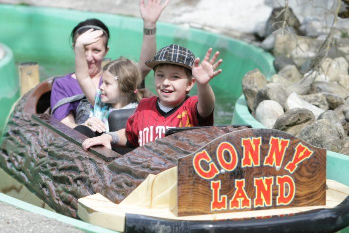 Парк развлечений Conny-Land