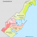 Провинции Монако