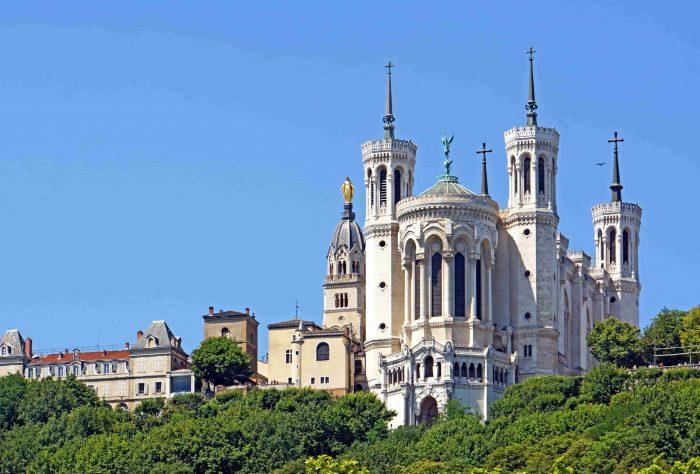 Базилика Нотр-Дам-де-Фурвьер