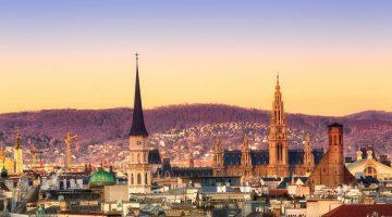 Популярные достопримечательности Австрии