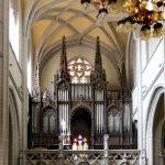 Большой трубный орган собора