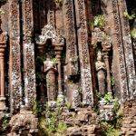 Сохранившиеся украшения храма