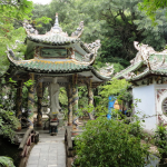 Пагода в горах
