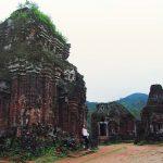 Древние чамские храмы