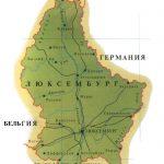 Карта Великого Герцогства
