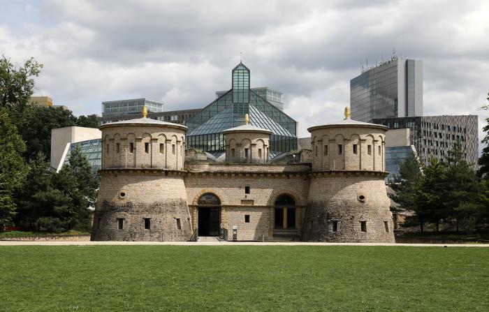 Крепость Тюнген