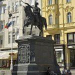 Памятник Йосипу Елачичу-Бужимскому