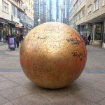 Арт-Объект Девять Планет в Загребе