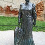 Памятник Марии Юрич
