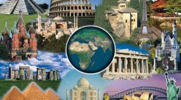Тест: Знаете ли вы столицы мира?