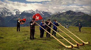 23 самых удивительных факта о жизни швейцарцев