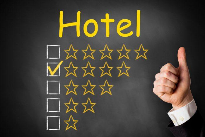Звёздность отелей
