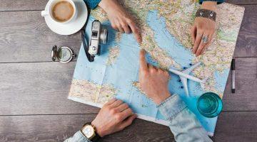 Лучшие сайты для планирования путешествий