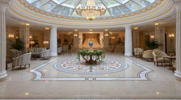 10 отелей в России, которые стоят того, чтобы их посетить