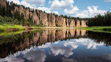 10 самых красивых мест в России, в которых еще нет толпы туристов