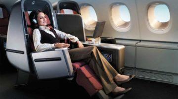 Лучшие и худшие места в самолёте: как лететь с удобствами, не переплачивая за сервис