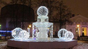 7 лучших московских локаций для новогодних селфи