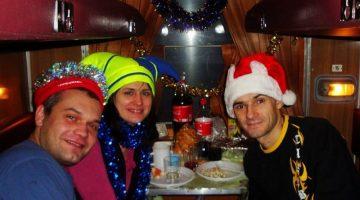 6 плюсов того, чтобы встречать Новый год в поезде и внести разнообразие в вашу жизнь