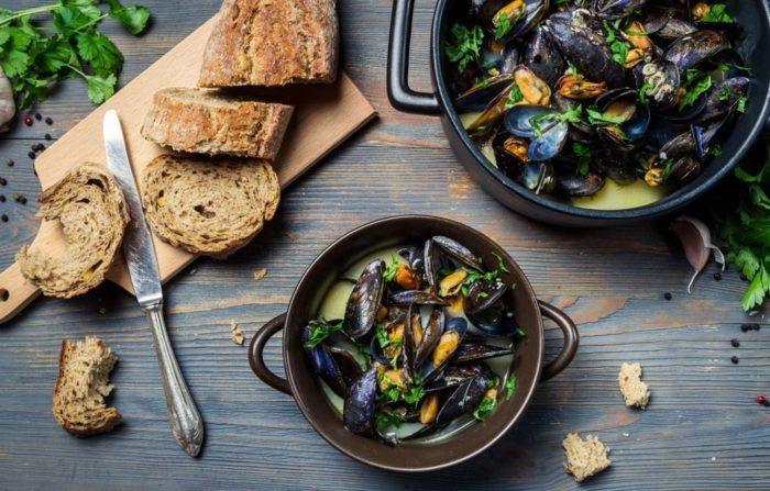 Традиционная кухня Франции