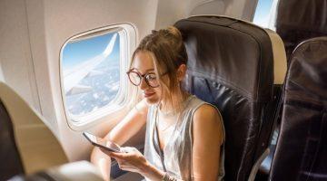 6 советов, которые помогут чувствовать себя комфортно в самолете