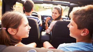 4 игры, которые помогут скрасить путешествие на машине