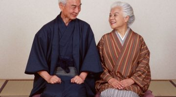 5 причин, почему пенсионеры в Японии живут долго и счастливо