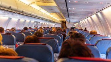 5 мер, которые будут соблюдать на борту самолета из-за коронавируса